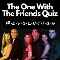 The One With The Friends Quiz