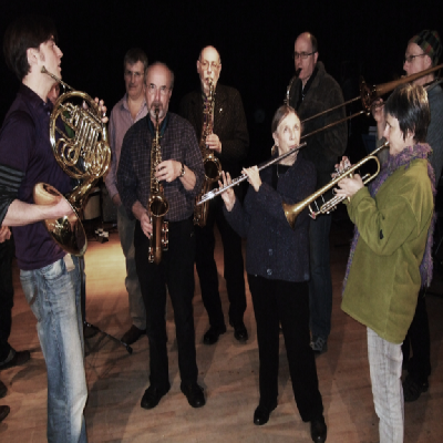 Off the Rails, World Jazz Stage, Lytham Festival
