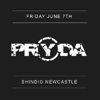 Pryda - Newcastle