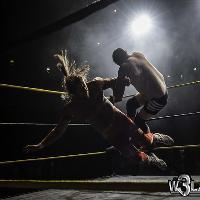 W3L Wrestling Ticket