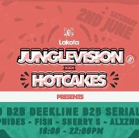 Ed Solo b2b Deekline b2b Serial Killaz -Jungle Vision Summer BBQ