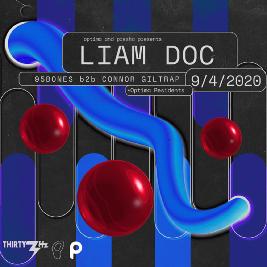 Optima & Presha Presents: Liam Doc // 95Bones b2b Connor Giltrap Tickets | Thirty3Hz Guildford  | Sat 17th April 2021 Lineup