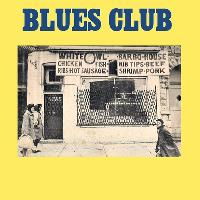 Blues Club with Horse Feathers