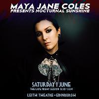 Hidden Door Late Night: Maya Jane Coles