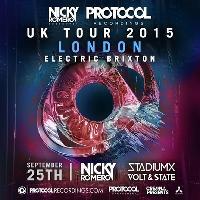 Nicky Romero presents Protocol Recordings UK Tour