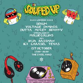 Souped Up London w/ Serum, Voltage, Inja, Bassman & more