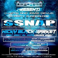 De:formed charity fundraiser, ssnap w nicky blackmarket & ac mc