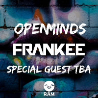 Open Minds Presents: Frankee & Special Guest