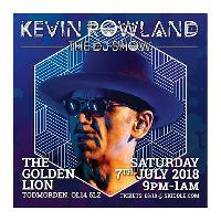 Kevin Rowland DJ Show