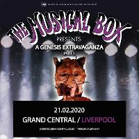 The Musical Box...A Genesis extravaganza - Part II