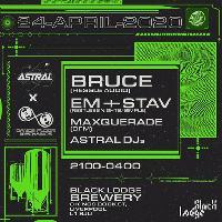Astral x Dance Floor Mechanics: Bruce (Hessle Audio)