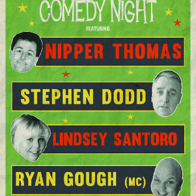 Hilarious Comedy Night December 2018
