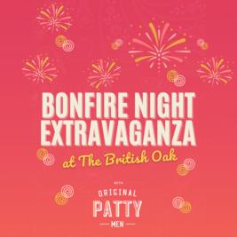 British Oak Fireworks Extravaganza