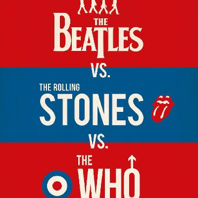 The Beatles v The Rolling Stones v The Who - Club Night