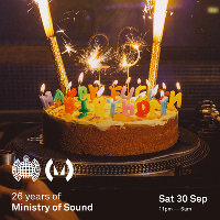 Ministry of Sound 26th Birthday