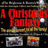 A Christmas Fantasy, the annual Christmas concerts
