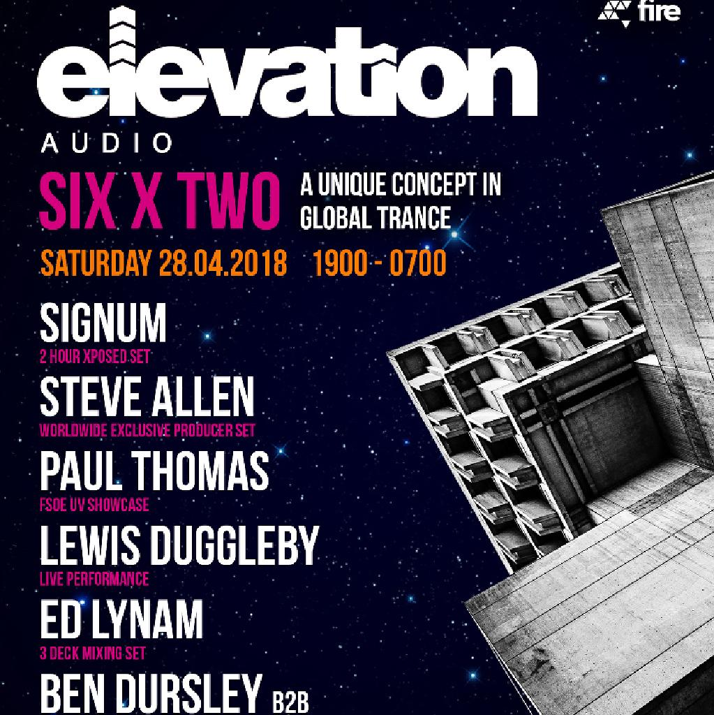 Elevation Audio Presents - SIX X TWO - The Launch Party