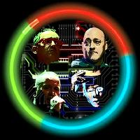 Electro80s live at Bingham Festival