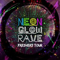 The 2017 Leeds freshers neon glow rave!
