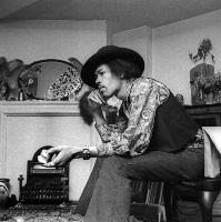 The Poetry of Jimi Hendrix