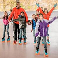 Bedford - 'Learn How to Roller Skate' Lessons RollBack