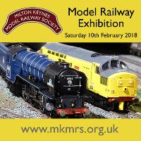 Milton Keynes Model Railway Exhibition, 2018