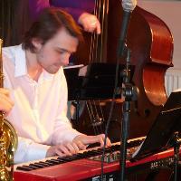 Alec Robinson Trio