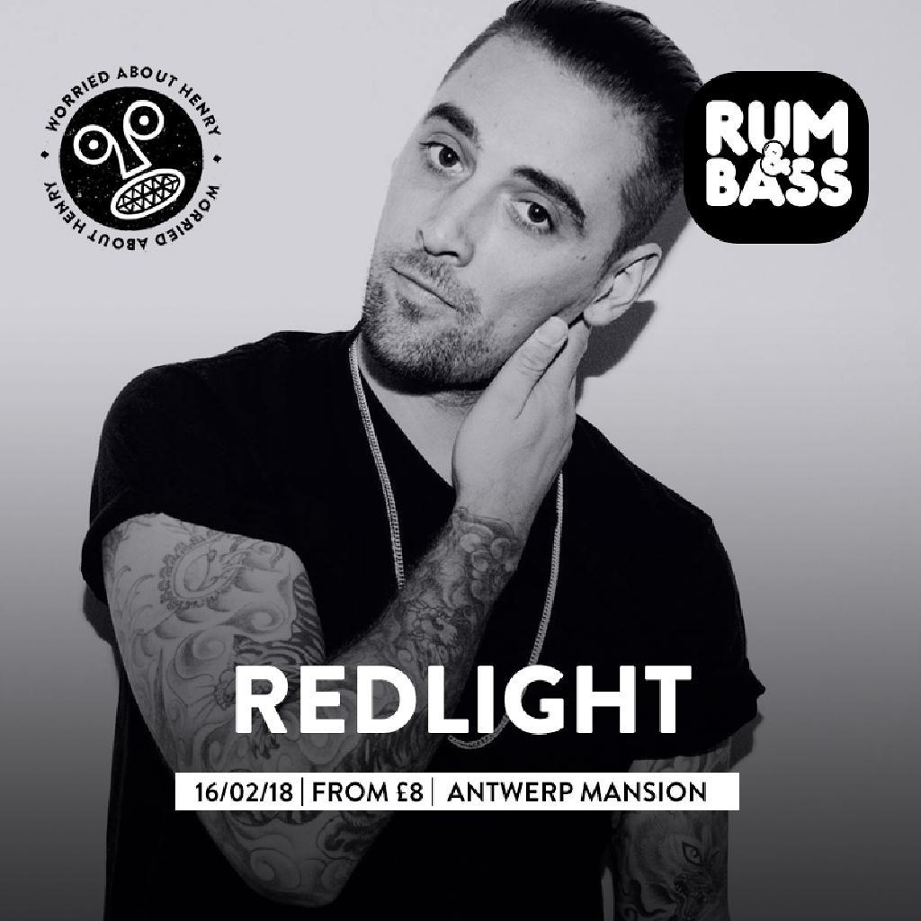 WAH X R&B w/ Redlight