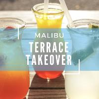 Malibu Terrace Takeover