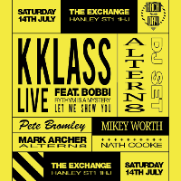 Back In The Day with K Klass Live & Altern8!