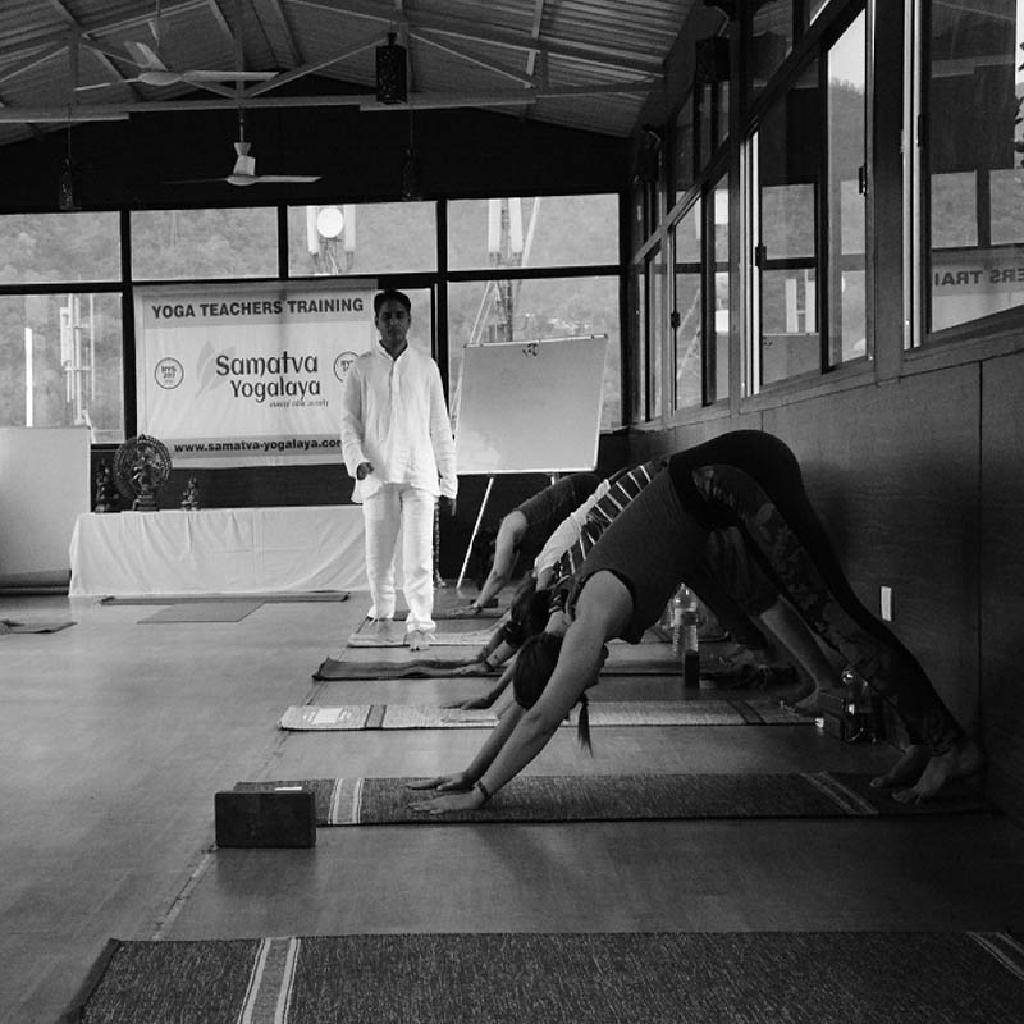 Samatva Yogalaya - 200 Hour Yoga Teacher Training in Rishikesh
