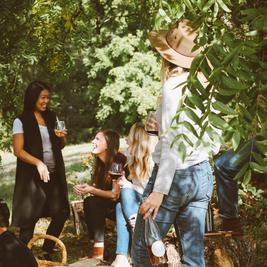 Ladies Garden Party