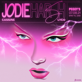 Peggy Presents: Jodie Harsh