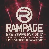 The Rampage Sound New Years Eve Rave, Fire & Lightbox