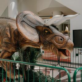 Dinosaurs will roar into Atria Watford this October Half Term