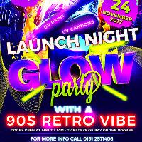 UV Glow Retro Night - The Best of the 90s Club Classics