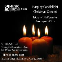 Harp by Candlelight Christmas Concert