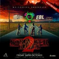 GLAS x 02:31 x EBL present Stranger Raves - Halloween Showcase