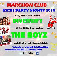 Christmas Party Nights 2018