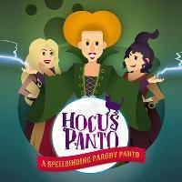 Hocus Panto: A Spellbinding Parody
