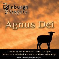 The Edinburgh Singers: Agnus dei
