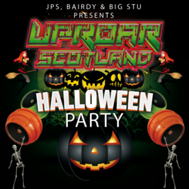 Uproar Scotland Halloween Party