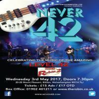 Level 42 Tribute - Never 42