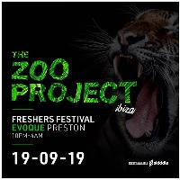 The Zoo Project Ibiza - Freshers Festival Preston