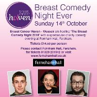 The Breast Comedy Night Ever