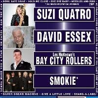 Legends Live UK Tour April 2019