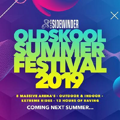 Sidewinder Oldskool Summer Festival