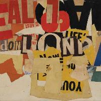 Robyn Denny, Works On Paper