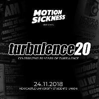 Motion Sickness & Turbulence: Turbulence 20