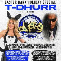 T Dhurr from Dogg Pound Gangstaz - Live in concert